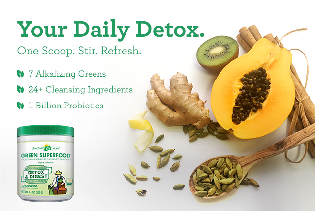 Detox and Digest