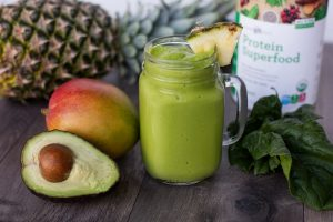 Green Island Groove Smoothie Recipe