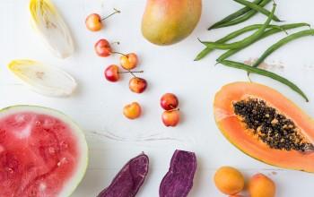 Summer fruits and veg-2