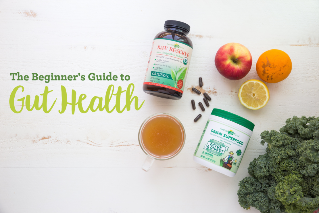 Good Gut Health: The Beginners Guide