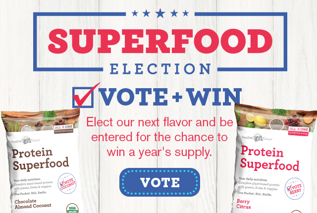 Superfood Election