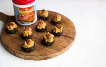 No Bake Superfood Pumpkin Bites