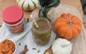 Pumpkin Spice Latte Smoothie