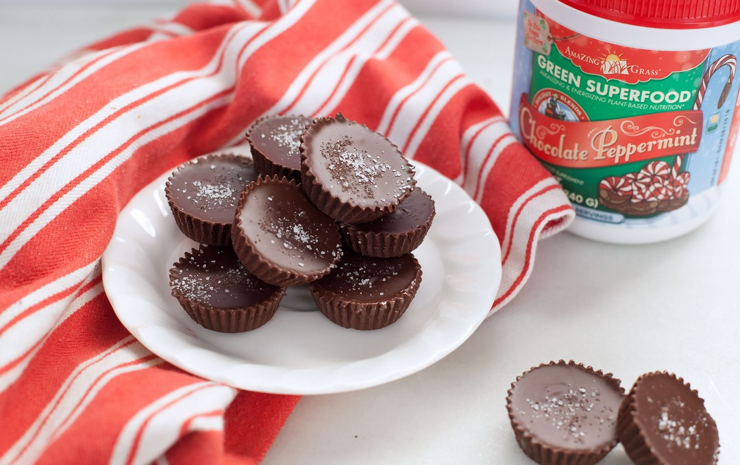 Chocolate Peppermint Cups Recipe
