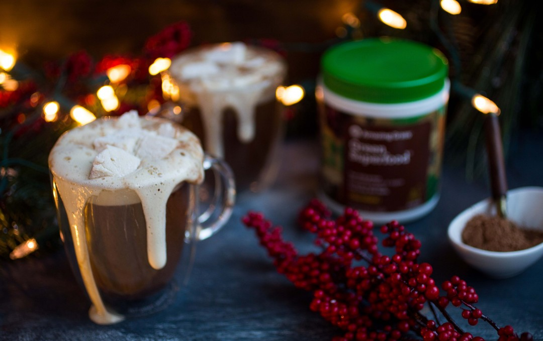 Superfood Hot Coco Recipe