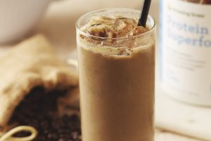 Spiced Iced Mocha Recipe