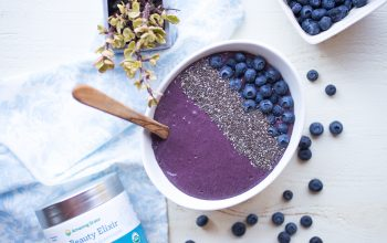Beauty Elixir Smoothie Bowl