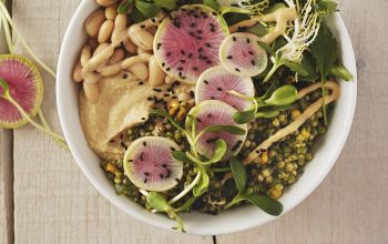Green Lovers & Protein-Packed Buddha Bowl Recipe