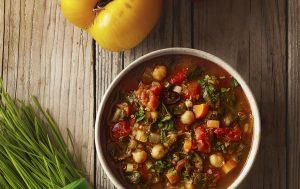 Cozy Mediterranean Detoxifying Soup Recipe Packed With Superfoods