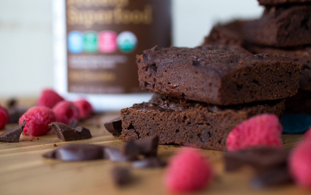 Low-Sugar Rich Chocolate Protein Brownies Recipe