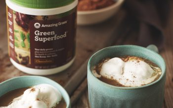 Holiday & Healthin' Superfood Hot Coco Recipe