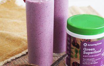 Amazing Grass Berry Boost of Antioxidants Smoothie