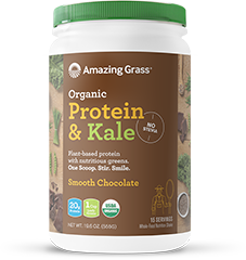 Protein and Kale Bottle