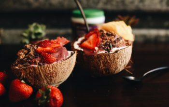 Antioxidant Açai Smoothie Bowl