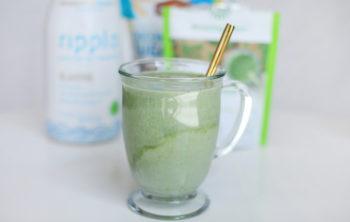 Supergreens Wellness Latte