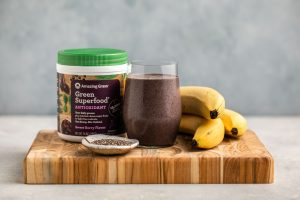 Acai Greens Smoothie