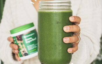 Fall Greens Smoothie