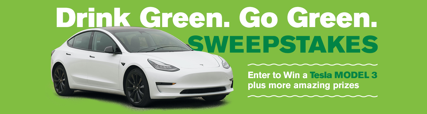 Drink Green Go Green Sweepstakes