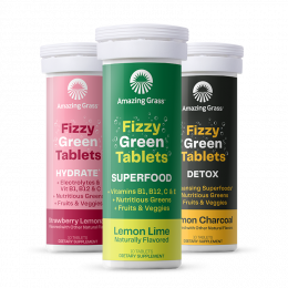 Shop Fizzy Green Tablets